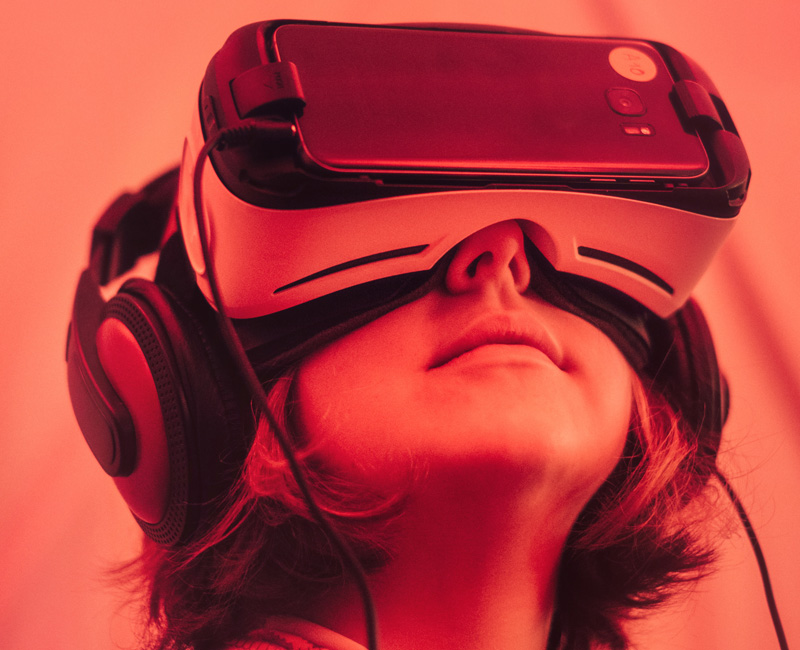 virtual reality - immersive technology of the future