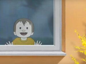 Still from an animation film