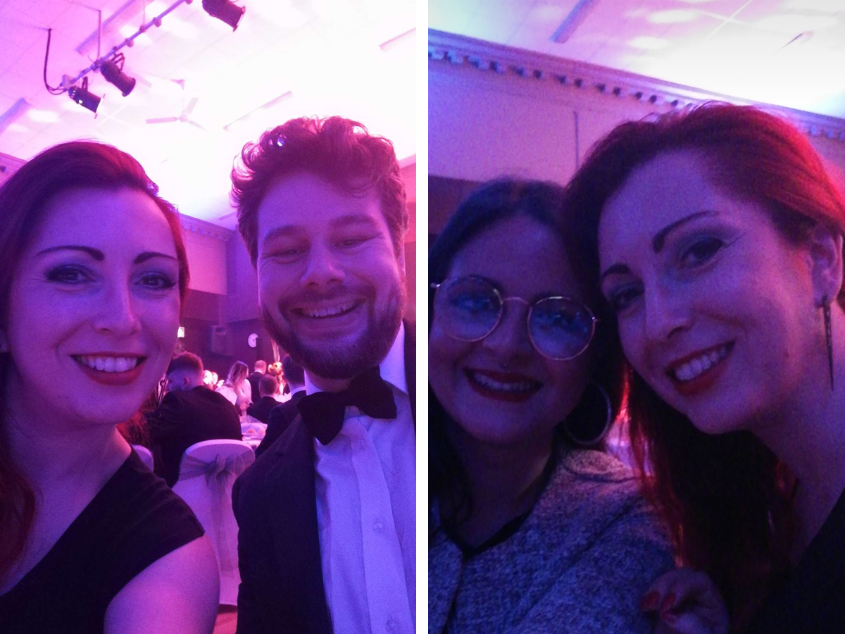 Snaps from Keighley & Airedale Business Awards 2019