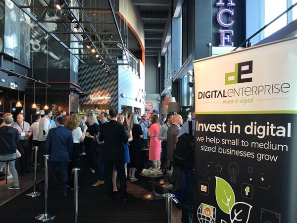 Digital Enterprise Top 100 event