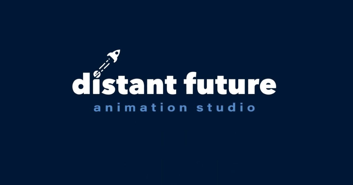 Distant Future Animation Studio - Social Media Share