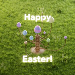 DFAS Reusable Content Easter Solar